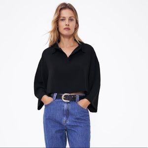 Zara Cropped Top